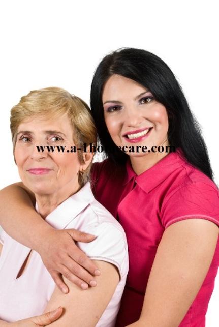 a-1 domestic  senior home health care